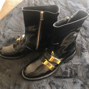 DIOR boots NWOT